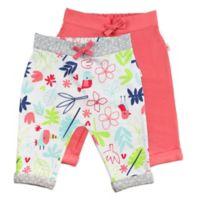 Mac & Moon Size 9M 2-Pack Floral Pants