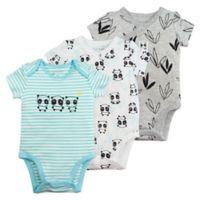 Mac & Moon Newborn 3-Pack Kimono Bodysuits