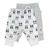 Mac & Moon Size 18M 2-Pack Panda Pants