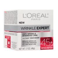 L'Oreal® Paris 1.7 fl. oz. Wrinkle Expert 45+ Moisturizer