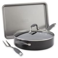 Anolon® Advanced™ Nonstick Hard-Anodized 4-Piece Cookware Set in Graphite