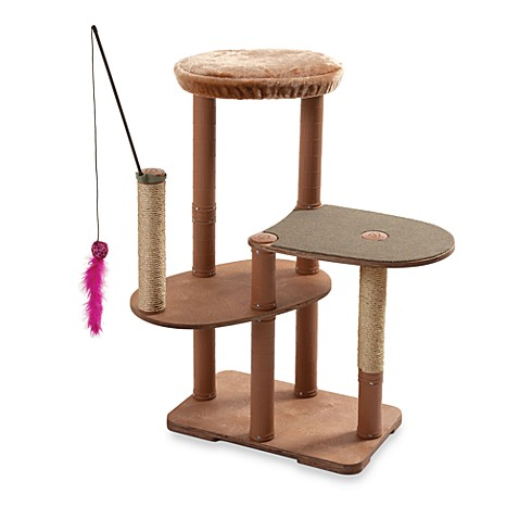 Kittyscape™ Intermediate Cat Play Structure