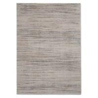 Calvin Klein® Orlando Loom Woven Striped 7'10 x 10'6 Area Rug in Silver
