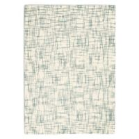 Calvin Klein® Tucson Hand Tufted Abstract 4 x 6 Area Rug in Ivory/Sage