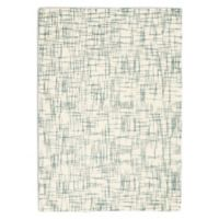Calvin Klein® Tucson Hand Tufted Abstract 7'9 x 9'9 Area Rug in Ivory/Sage