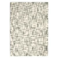 Calvin Klein® Tucson Hand Tufted Abstract 7'9 x 9'9 Area Rug in Ivory/Grey