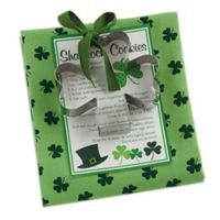 Design Imports St. Patrick's Day 3-Piece Cookie Gift Set in Green