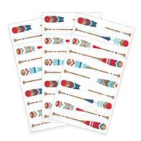 Paddles 16-Count Paper Guest Towels