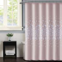 Christian Siriano® Confetti Flowers Shower Curtains