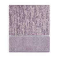 Cortona Bath Towel in Purple