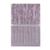 Cortona Hand Towel in Purple