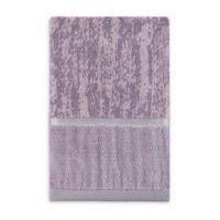 Cortona Fingertip Towel in Purple