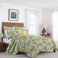 Tommy Bahama® Cuba Cabana Twin Quilt in Green