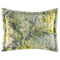 Tommy Bahama® Cuba Cabana Oblong Throw Pillow in Green