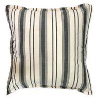 Sagamore® Striped Square Throw Pillow