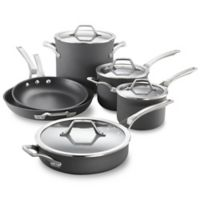 Calphalon® Signature™ Nonstick 10-Piece Cookware Set