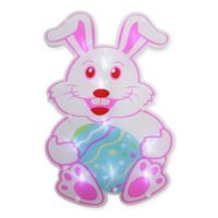 Northlight 13.75-Inch LED Lighted Bunny Easter Window Silhouette