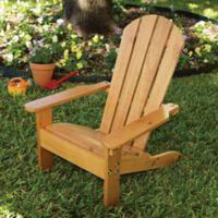 KidKraft® Adirondack Chair in Honey