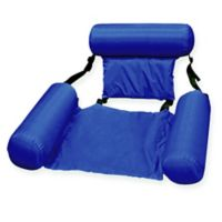 Poolmaster® Chair Lounger Pool Float in Blue