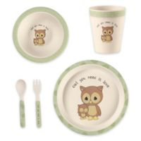 Precious Moments® 5-Piece Owl Mealtime Gift Set