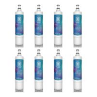 Bluefall™ Whirlpool EDR5XD1 Compatible 8-Pack Replacement Refrigerator Water Filters