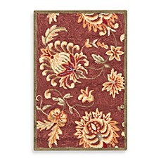 Safavieh EZ Care Maroon and Green Rugs