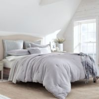 Nautica® Ballastone Full/Queen Duvet Set in Grey