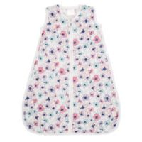 aden® by aden + anais® Small Floral Blooms Muslin Wearable Blanket