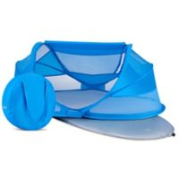 Joovy® Gloo™ Inflatable Large Travel Bed in Light Blue