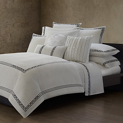 Natori® Ming Fretwork European Pillow Sham