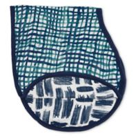 aden + anais® Seaport Motif Silky Soft Burpy Bip in Blue