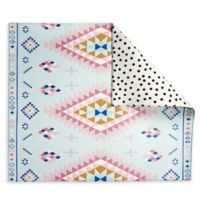 Play with Pieces Reversible Moroccan Rug and Polka Dot Multicolor Playmat