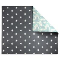 Play with Pieces Reversible Star and Camo Multicolor Playmat