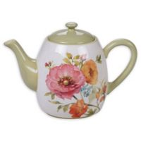 Certified International Country Fresh Teapot