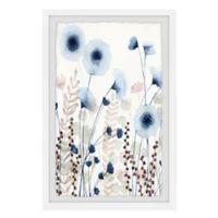 """Marmont Hill Sweet Flower Field II 16"""" x 24"""" Framed Wall Art"""