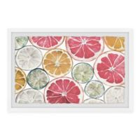 Marmont Hill Citrus Madness 12-Inch x 8-Inch Framed Wall Art