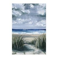 Marmont Hill Seaside Grass 8-Inch x 12-Inch Canvas Wall Art