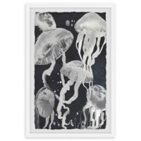 Marmont Hill Jellyfish III 8-Inch x 12-Inch Framed Wall Art