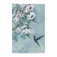 Marmont Hill Heaven Blooms II 8-Inch x 12-Inch Canvas Wall Art