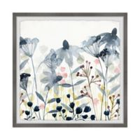Marmont Hill Layered Gardens II 18-Inch Squared Framed Wall Art