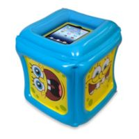 CTA Digital SpongeBob SquarePants Inflatable Play Cube for iPad® with App