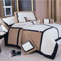 Nanshing Meriddia Queen Comforter Set