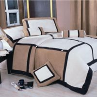 Buy Black And White Comforter Sets Queen From Bed Bath
