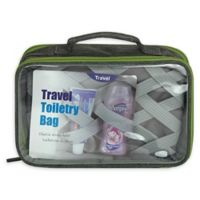 Travel Fusion™ Large Toiletry Organizer in Grey