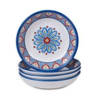Certified International Tangier Soup/Pasta Bowls (Set of 4)