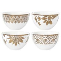 Lenox® Global Tapestry Gold™ Dessert Bowls (Set of 4)