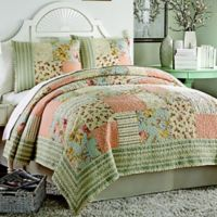 Mary Jane's Home Summer Fades To Fall King Quilt
