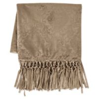HiEnd Accents Diane Throw Blanket in Oatmeal