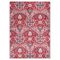 Safavieh Brentwood Ziba 4' x 6' Area Rug in Red