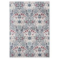Safavieh Brentwood Ziba 5'3 x 7'6 Area Rug in Navy